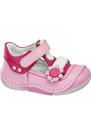 Deichmann Bärenschuhe Kız Çocuk İlk Adım Ayakkabısı Pembe