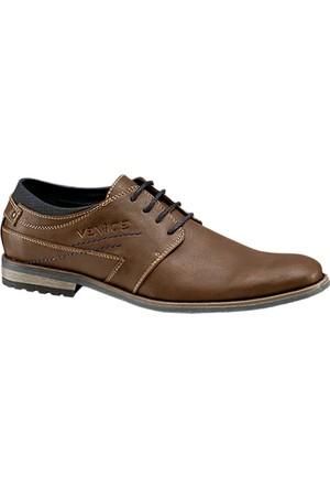 Venice Erkek Klasik Ayakkabı Kahverengi