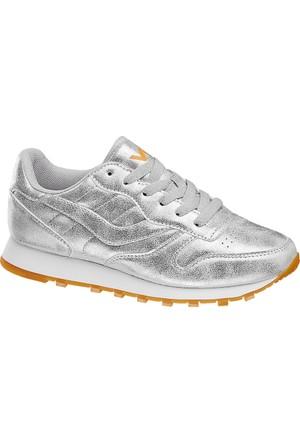 Deichmann Vty Kadın Sneaker Ayakkabı Gümüş