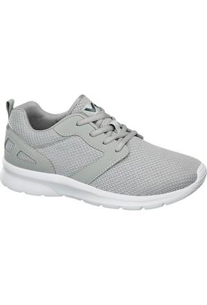 Deichmann Vty Kadın Gri Sneaker Ayakkabı
