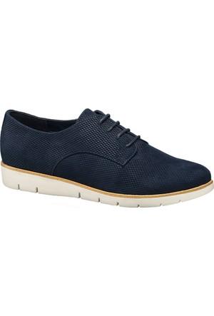 Graceland Kadın Oxford Ayakkabı Lacivert