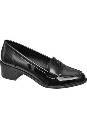 Graceland Kadın Kolej Ayakkabısı Siyah