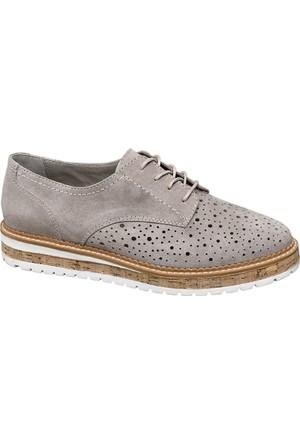 Graceland Kadın Bej Oxford Ayakkabı