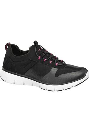Venice Kadın Sneaker Ayakkabı Siyah