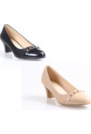 Polaris Bayan Topuklu Ayakkabı