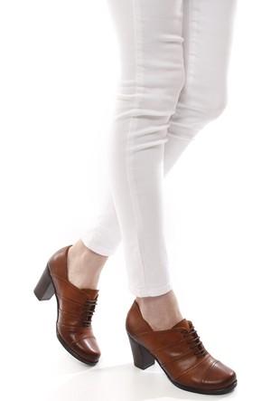 Gön Deri Kadın Ayakkabı 13037