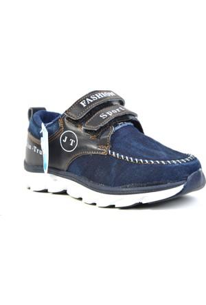 Just İn Trust Cırtlı Kot Günlük Erkek Çocuk Spor Ayakkabı