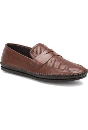 Flogart 3045 M 1366 Kahverengi Erkek Ayakkabı