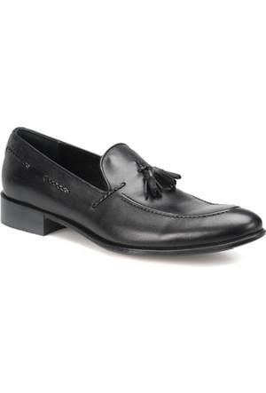 Garamond 6076 M 1559 Siyah Erkek Ayakkabı