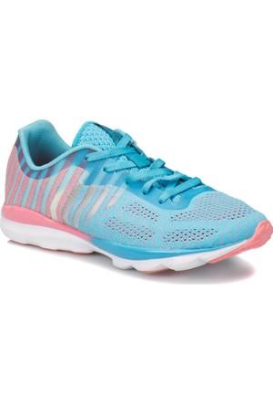 Kinetix Toman W Turkuaz Pastel Pembe Kadın Fitness Ayakkabısı
