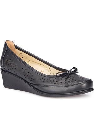 Polaris 5 Nokta 71.109618.Z Siyah Kadın Ayakkabı