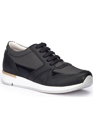 Polaris 71.109760.Z Siyah Kadın Ayakkabı