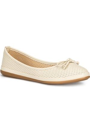 Polaris 71.155537.Z Bej Kadın Ayakkabı