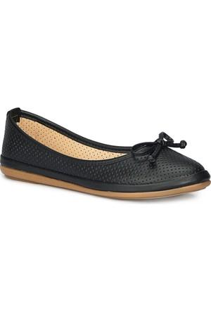 Polaris 71.155537.Z Siyah Kadın Ayakkabı
