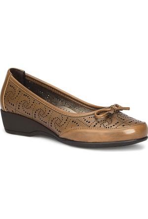 Polaris 71.157283.Z Taba Kadın Ayakkabı