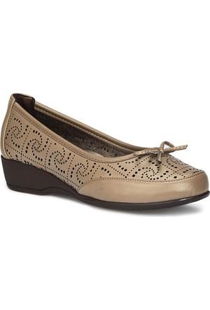 Polaris 71.157283.Z Vizon Kadın Ayakkabı
