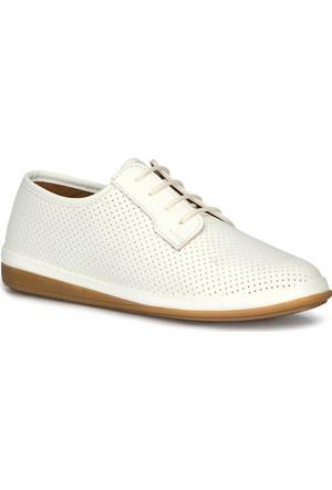 Polaris 71.157318.Z Beyaz Kadın Ayakkabı