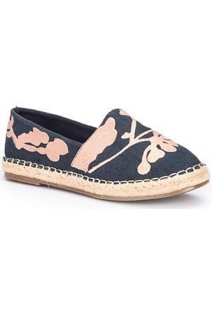 Polaris 71.310117.Z Lacivert Kadın Ayakkabı