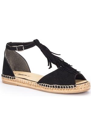 Polaris 71.310181.Z Siyah Kadın Sneaker Ayakkabı