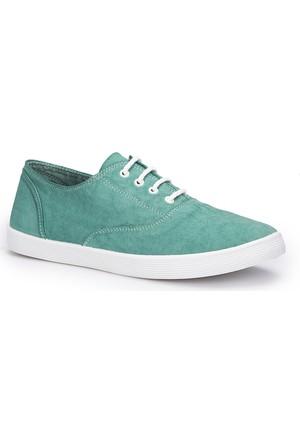 Polaris 71.355069.M Yeşil Erkek Sneaker Ayakkabı