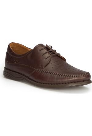 Polaris 5 Nokta 71.107266.M Kahverengi Erkek Ayakkabı