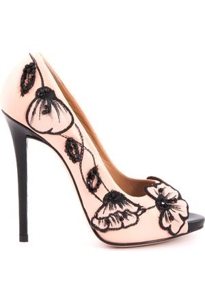 Rouge Kadın Yüksek Boy Topuklu Ayakkabı 171RGK396 4143-A02
