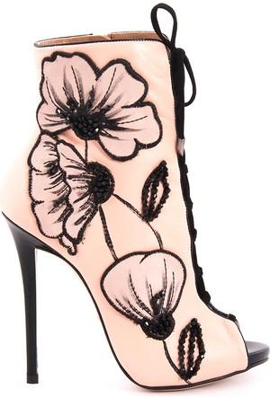 Rouge Kadın Yüksek Boy Topuklu Ayakkabı 171RGK396 4143-04