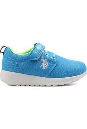 U.S. Polo Assn. Mavi Çocuk Ayakkabı 100241287