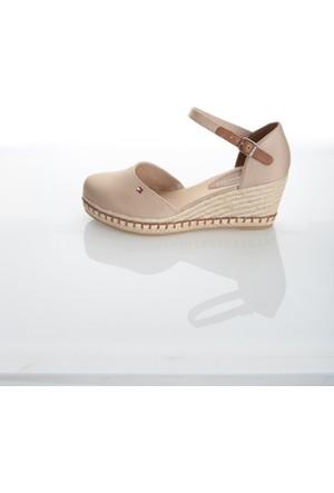 Tommy Hilfiger Kadın Sandalet Fw0Fw01091 932 E1285Lba 32D1