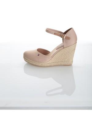 Tommy Hilfiger Kadın Sandalet Fw0Fw01093 932 E1285Mma 10D1