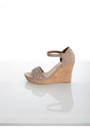 Tommy Hilfiger Kadın Sandalet Fw0Fw00713 068 int E1285Del 5C