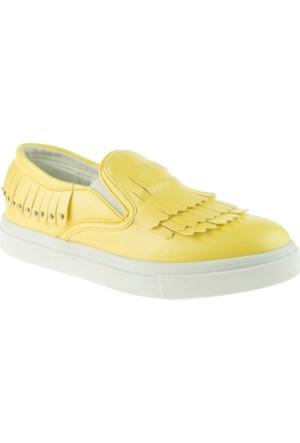 Vicco 970.Z.238 Çocuk Sarı Ayakkabı