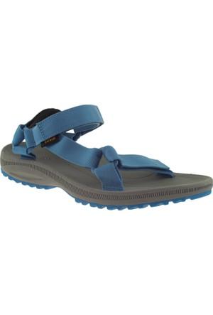 Teva 1017425 Winsted Solid Mavi Bayan Sandalet