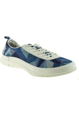 Greyder 25552 ZN Casual Beyaz Bayan Ayakkabı