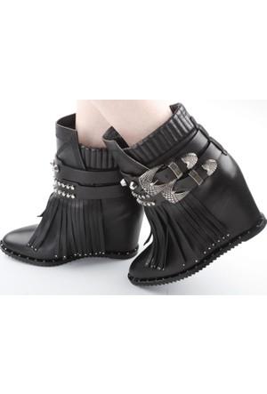 Veyis Usta Gizli Topuk Ayakkabı 76