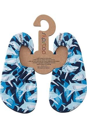 Slipstop Jack Junior Çocuk Renkli Havuz Ayakkabısı SS17120126