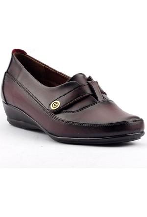 Ayakland 102 Yumuşak Taban Anne Bayan Ayakkabı