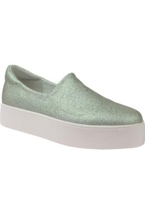 Frau Platino 37J0 Burle Sque Frau Ayakkabı