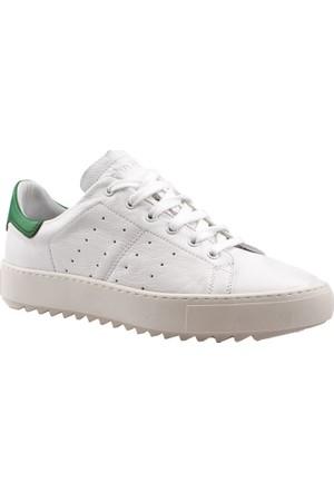 John May Ag- 71053 John May White Green Ayakkabı