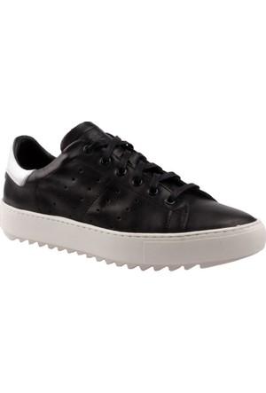 John May Ag- 71053 John May Black White Ayakkabı