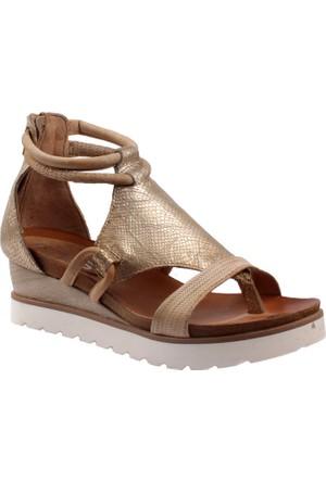 Mjus Blonde Oro Blonde 221006 901 0001 Sandali Donna Pelle Suola Sintetica Mjus Sandalet