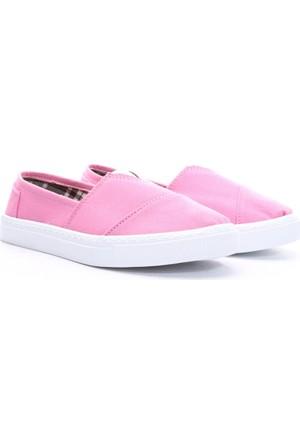 Limited Edition Bayan Hakiki Deri Ayakkabı Pembe