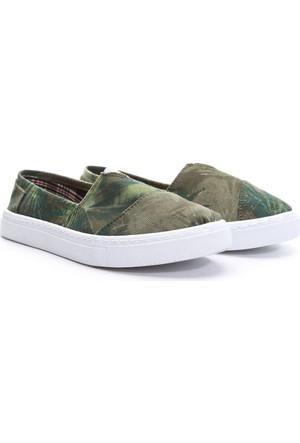 Limited Edition Bayan Hakiki Deri Ayakkabı Ten