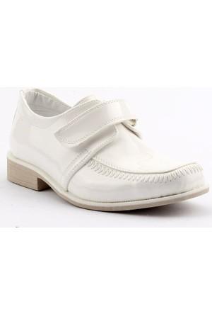 Sema 65 Günlük Sünnetlik Cırtlı Klasik Erkek Çocuk Ayakkabı