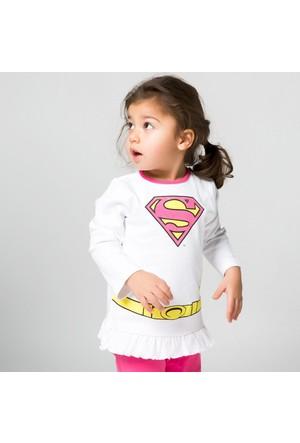 Warner Bros Supergirl Sweatshirt