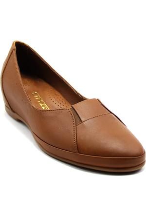 Cityzen 182 Kadın Deri Ayakkabı