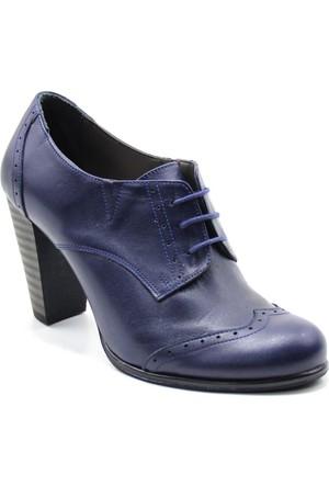 Cityzen 6235 Kadın Deri Ayakkabı