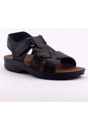 Gezer 9600 Günlük Cırtlı Erkek Sandalet