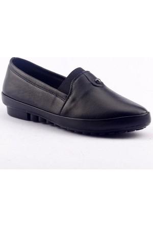 Ayakdaş 6500 Deri Ortopedik Bayan Ayakkabı