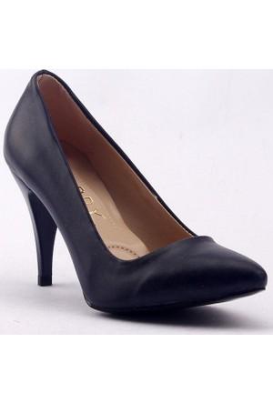 Paddy 2535 İnce Topuk Stiletto Bayan Ayakkabı